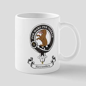 Badge-Alexander [Stirling] 11 oz Ceramic Mug